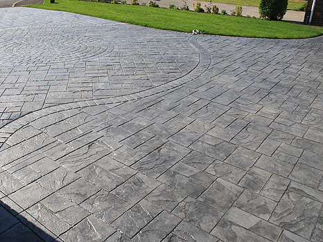 Western Paving Imprinted Concrete Specialists Patio