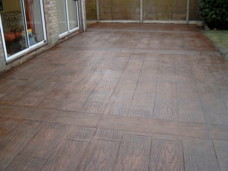 Local Tile Installers >> Western Paving | Imprinted concrete specialists | Patio